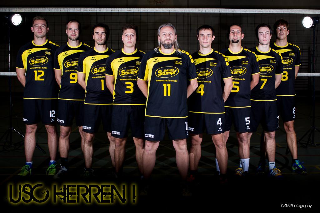 uSC Herren 2015/2016