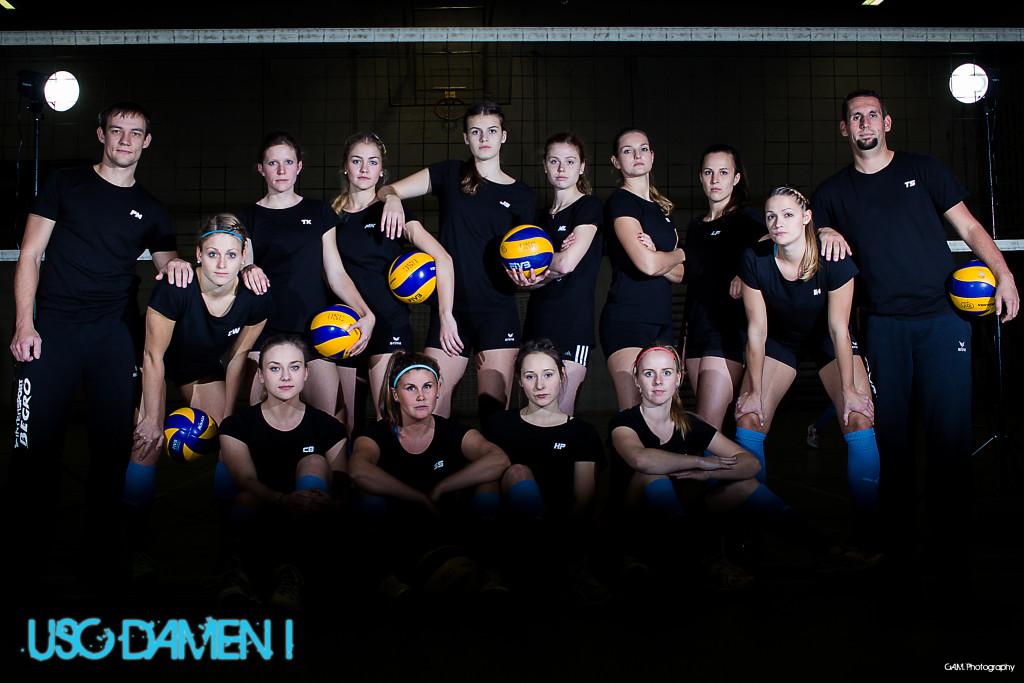 USC Damen 2015